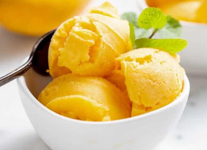 cara membuat gelato buah
