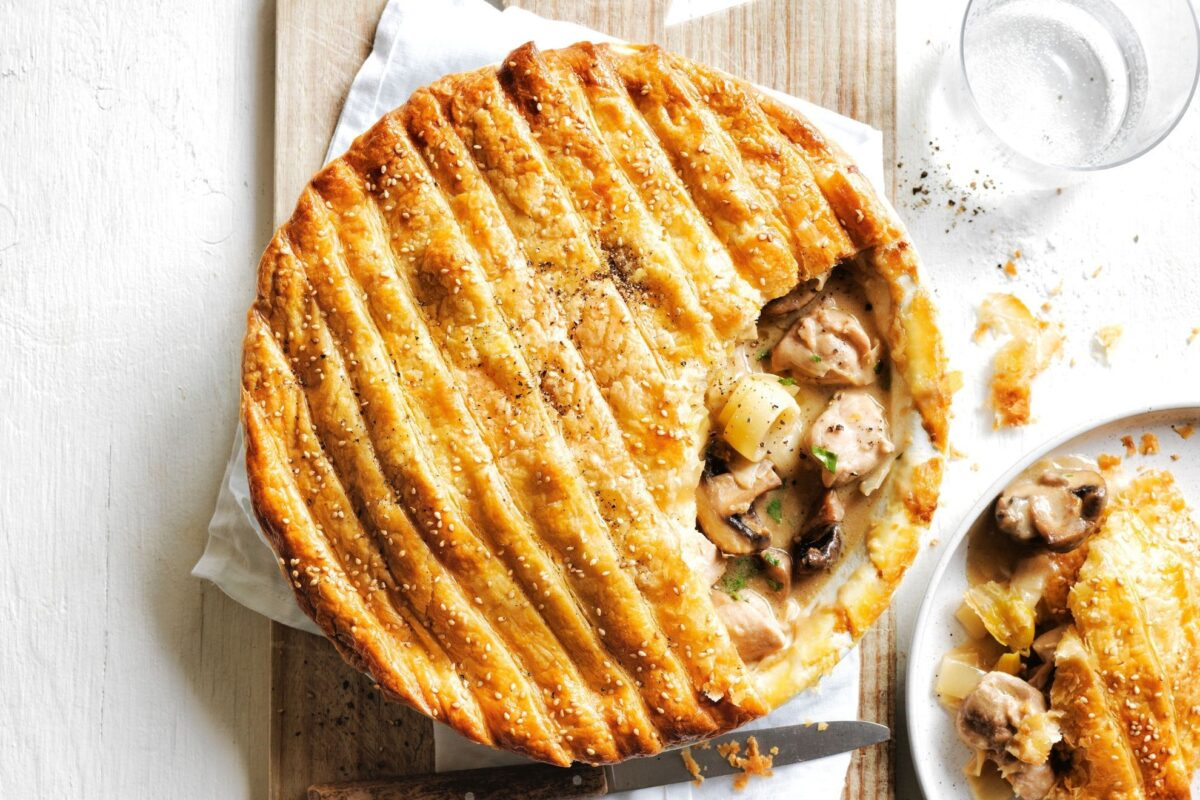 Resep Pie Daun Bawang Yang Bisa Anda Buat di Rumah Dengan Mudah