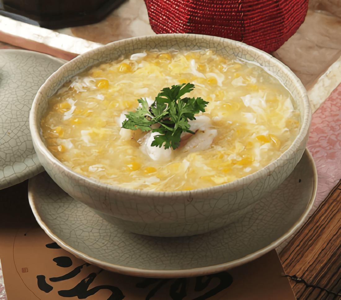 Cara Membuat Sup Jagung Telur Enak dan Sederhana ! Resep Murah